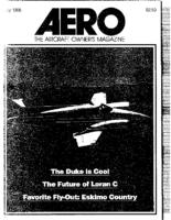 Aero July 1986